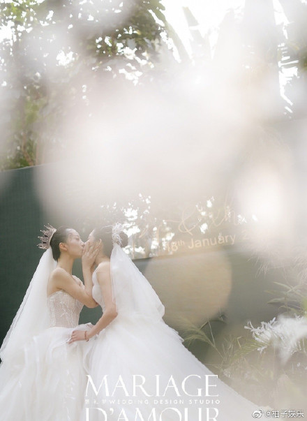 楊麗萍徒弟水月回應婚禮,沒必要在意別人看法