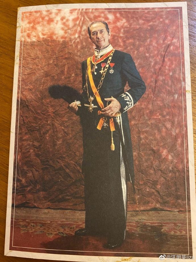 汪明荃出席赌王何鸿燊丧礼 分享纪念册与昔日两人合照悼念