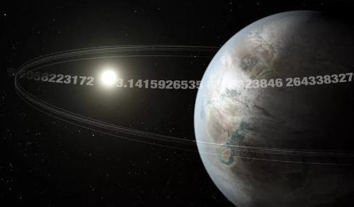 【热议】科学家发现π行星 轨道周期接近圆周率π