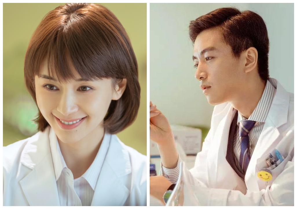 了不起的儿科医生陈晓王子文眼神飙戏 情感传递超到位