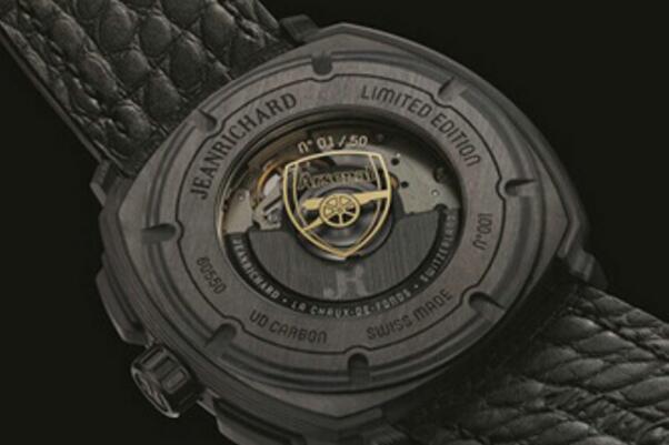 Salon QP最新推出的高级腕表 Terrascope系列限量款