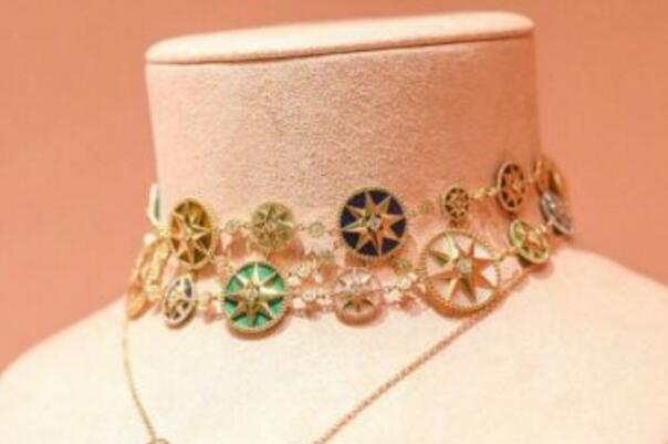 玫瑰Dior高级珠宝系列 这个冬季你必须拥有罗盘玫瑰