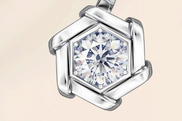 Luminous Diamonds推出的最新款珠宝 元素特别做工完美