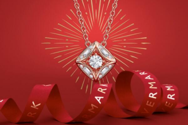 Forevermark钻石品牌这一季新品 美轮美奂的星空系列