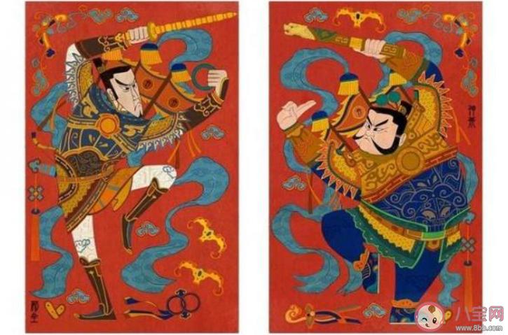过年时古代民间贴门神最早的门神是什么 蚂蚁庄园小课堂2月11日答案最新